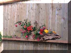 Decoration florale d automne id es de d coration et de mobilier pour la con - Decoration florale maison ...